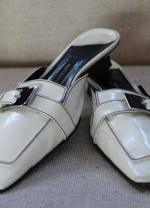 Ультрамодные винтажные туфельки