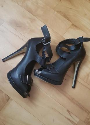 Туфли женские кожа натуральная. новые.