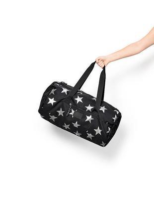 Большая спортивная сумка pink victorias secret original сумка для спортзала для тренировок