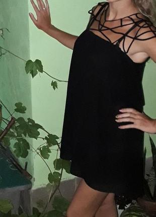 Шифоновое 👗 платье.