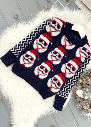 Крутой свитер для мальчика