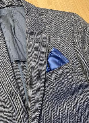Hermes шёлк нагрудный платок оригинал