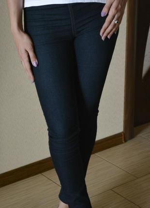 Крутые джеггинсы h&m, джинсы. скинни