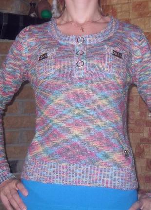 Стильный свитерок 44-46 р.