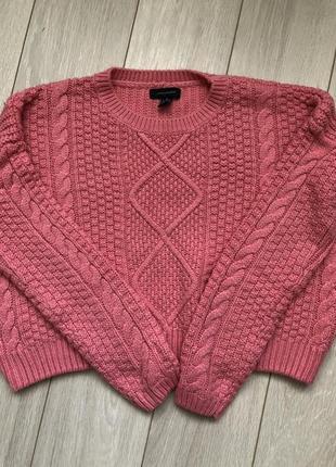 Очень тёплый свитер 💕