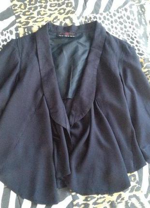 Пиджак кардиган от new look