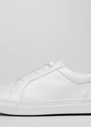 Белоснежные кожаные кеды smart р.36-40, цена - 950 грн,  6167512 ... 2553d8c0a87