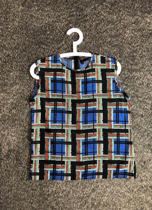 Шикарная женская блуза топ с коротким рукавом the kooples isabel marant