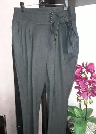 Стильные тёплые штанишки