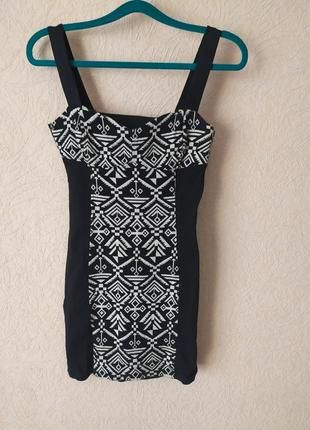 Платье h m, плаття