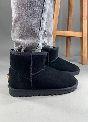 Ugg мужские pavld ботинки зима наложенный платёж купить