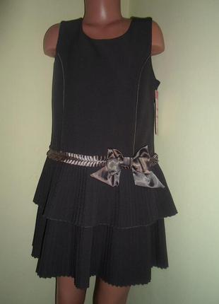 Школьное платье-сарафан, качество по приятной цене, 2 цвета ,р. 122,128,134,140