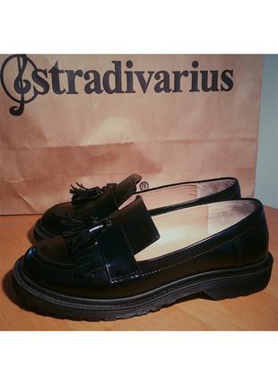 Лоферы stradivarius