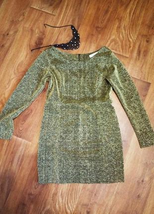 Шикарное платье для встречи нового года