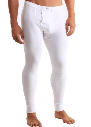 Jbs (дания) lange подштанники - белый повседневные хлопок