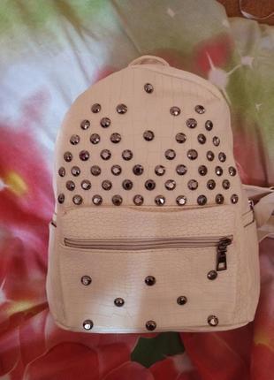 Молодежный рюкзак камни