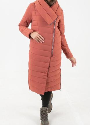 Новая куртка тёплая зима холлофайбер