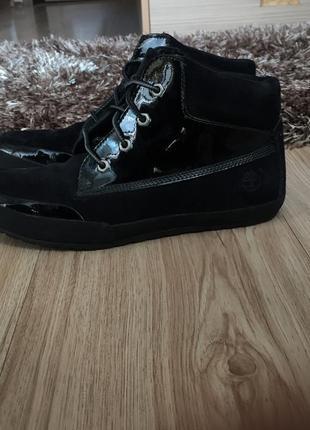 Фирменные ботинки timberland