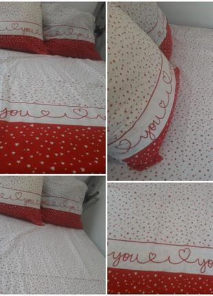 Постельное белье постіль комплект