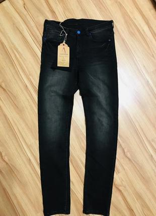 Крутые джинсы amber denim premium