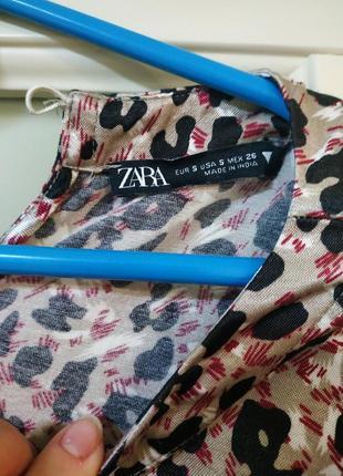 Шикарная кофточка zara с новых коллекций3 фото