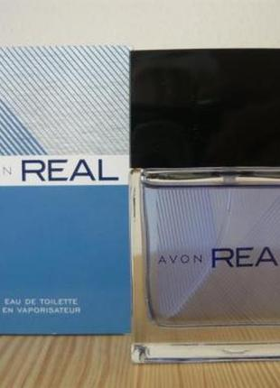 мужская туалетная вода Avon Real
