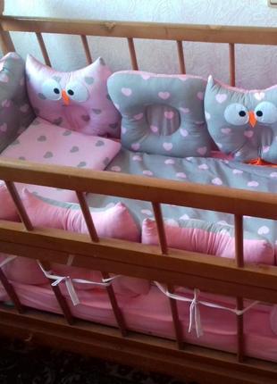Спальный комплект для девочек