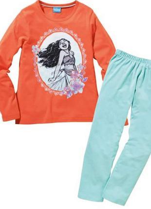 Пижама, домашний костюм для девочки от disney
