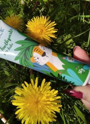 Детская зубная паста3 фото