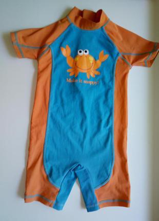 Купальный костюм,костюм для плавания next 1.5-2 года