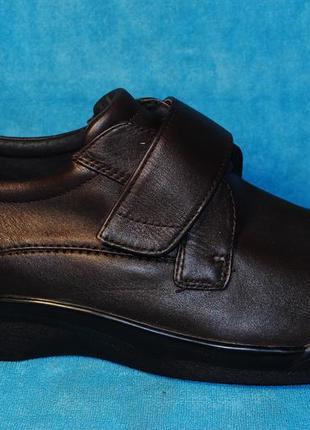 Apex кожаные туфли 46 размер