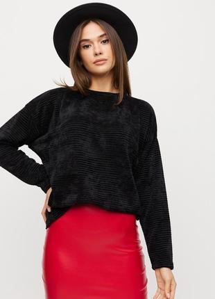 Теплый мягкий женский свитер
