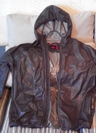 Дождевик ветровка куртка kappa xxl (на xl)