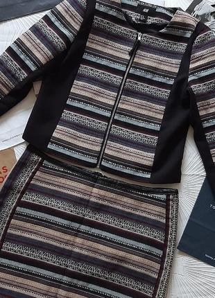🎄стильный костюм h&m в этно стиле