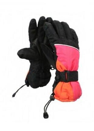 Crivit 3m thinsulate insulation ski термо рукавиці гірськолижні 4,5р.; 5р.; 6р.