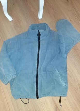 Куртка теплая синтепон  reserved 140-146