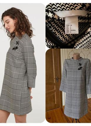 Тёплое платье в стиле шанель 🤩🤩🤩