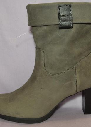 """Р.40 """"pier one"""",германия, натуральная кожа! комфортные,лёгкие,добротные ботинки полусапоги"""