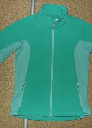 Женская куртка mckinley lusaka softshell