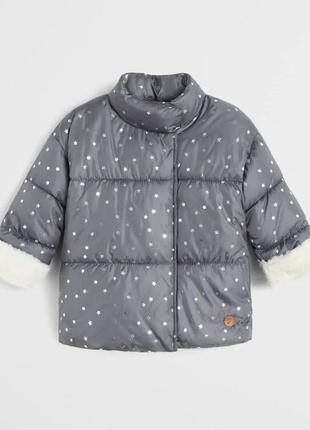 Новая удлинённая куртка mango
