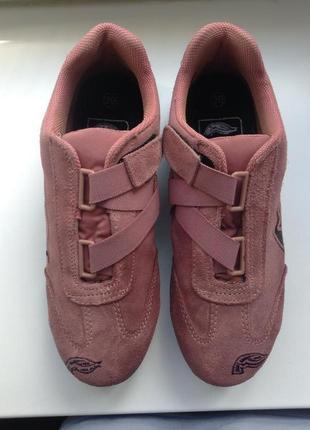Кросівки кроси туфлі 38,5-39 р. замш натуральний.street wear