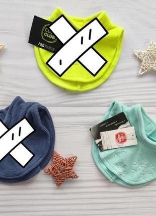Маніжка/манішка / шарф для малюків (56/68см)