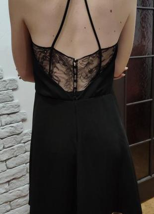 Стильное сексуальное платье zara