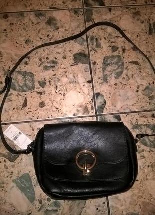 Маленькая сумочка на длинной ручке