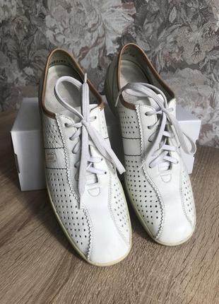 Remonte lofiers 39,5-40 р 26 см туфлі, кросівки/ туфли, кроссовки кожа.