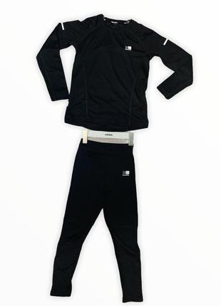 Спортивный костюм karrimor, костюм для тренировок karrimor, нижнее бельё, поддев