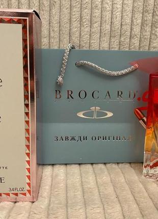 Оригінальні парфуми lancôme la vie est belle en rose 100 ml/обмен/обмін/продаж