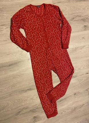 Клевая пижама кигуруми флисовая