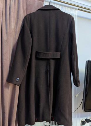 Пальто laura ashley, шерсть, l-xl