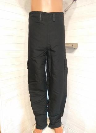 Мужские теплые штаны 62р